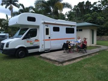 our RV in Australia