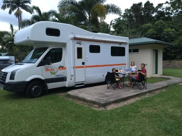 our RV in Australia