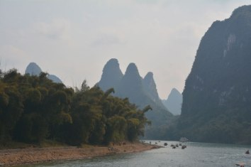 Ginormous mountains