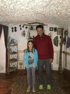 Mohammed's home