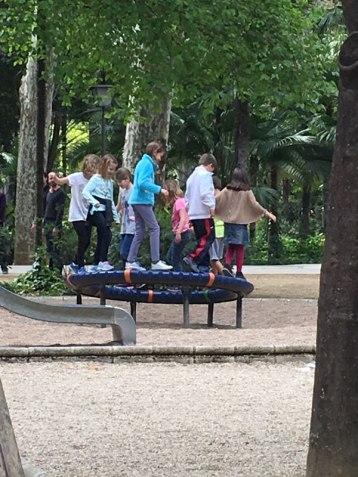 Parque de Maria Luisa, Sevilla