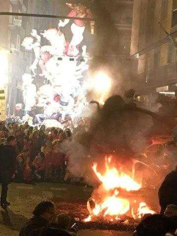 Fallas festival, Valencia, Spain