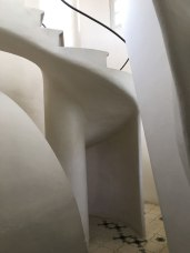 staircase, Casa Battló, Barcelona