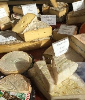 market in Aix-en-Provence