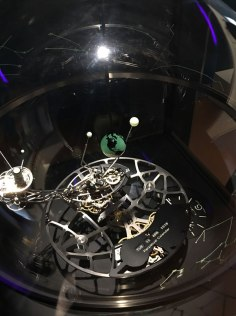 my birthday as documented by Panerai clock at Galileo Museum, Florence