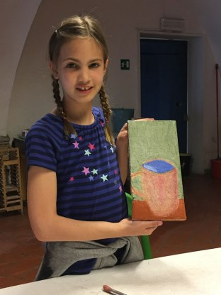 Lucy's fresco