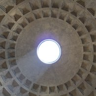 oculus of Pantheon, Rome