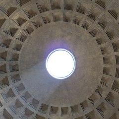 oculus of Pantheon, Rome