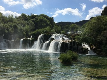 national park near Split, Croatia
