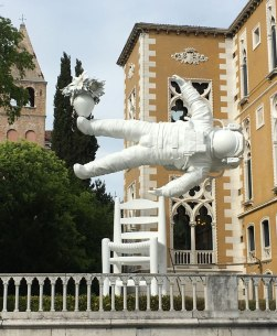 sculpture by Joseph Klibansky, Venice