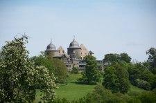 Briar Rose's castle (Sleeping Beauty)