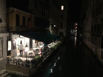 night, Venice