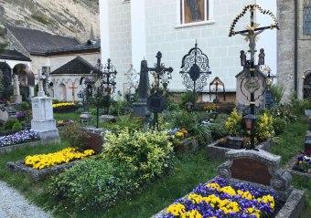 cemetery, Salzburg