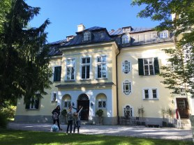 the real home of the von Trapp family