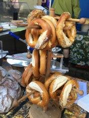 Austrian pretzels