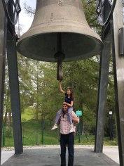 Peace Bell, Mosern