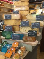 multi-colored cheese, Alkmaar