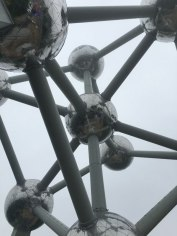 Jun 2: The Atomium! Brussels