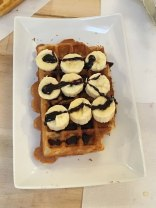 Lucy's waffle