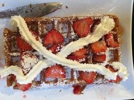 Natalie's waffle