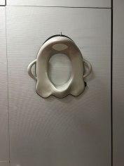 potty seat in public bathrooms, Chambord