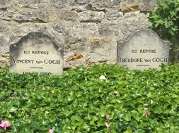 graves of van Gogh brothers, Auvers-sur-Oise