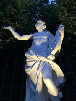 sculpture at Versailles