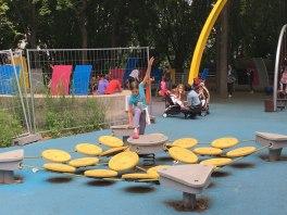 playground, Parc de la Villette