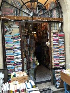 bookstore, St. Germain