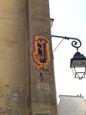 street artist specializing in toilets
