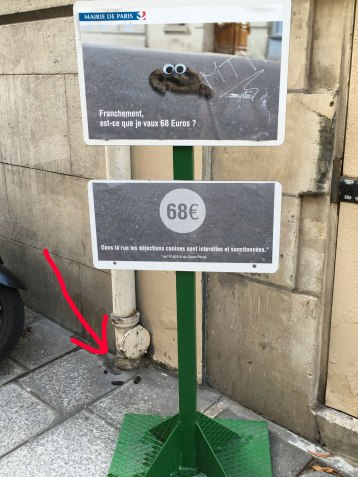 """Frankly, am I worth 68 euros?"" (Paris)"