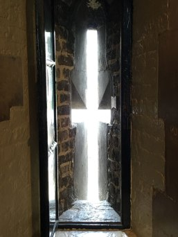 from inside Beauchamp Tower, Tower of London