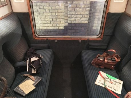 Hogwarts Express, at Warner Brother's Studio, London