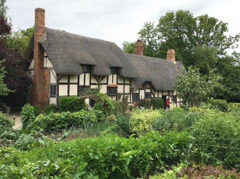 cottage of Anne Hathaway (Shakespeare's wife, not the actress), Stratford-upon-Avon