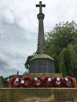 war memorial, Bourton-on-the-Water
