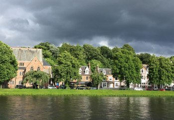 on the river Ness