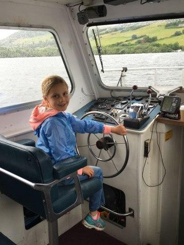 on Loch Ness