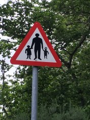 watch for alien children, Inverness