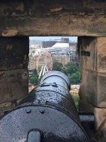 from Edinburgh Castle