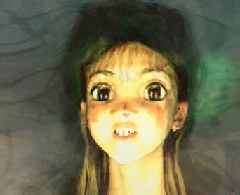 Lucy as magna, Camera Obscura Museum